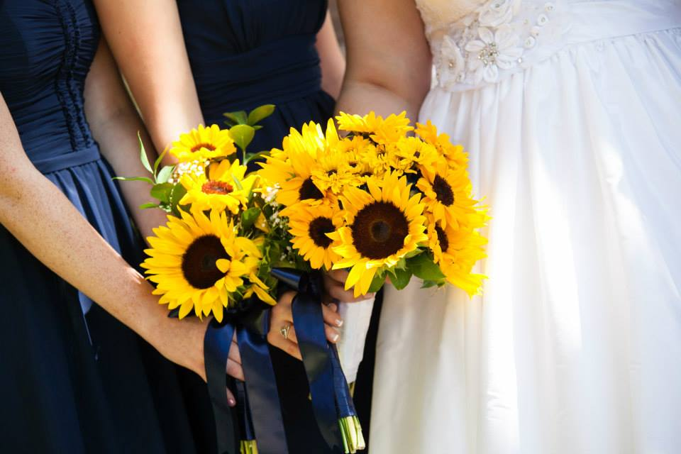 Gorgeous Sunflower Bouquet