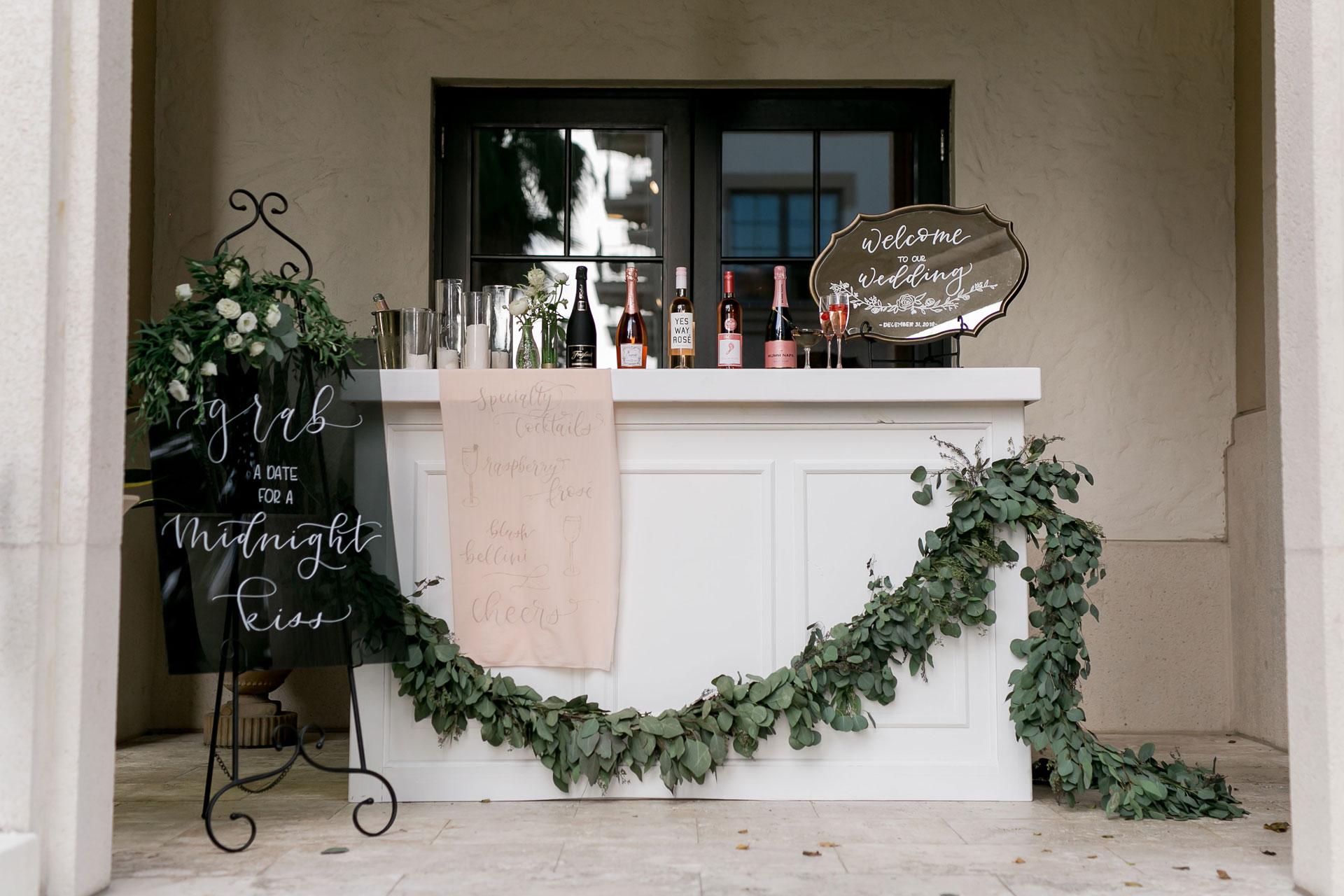Wedding Signage Options